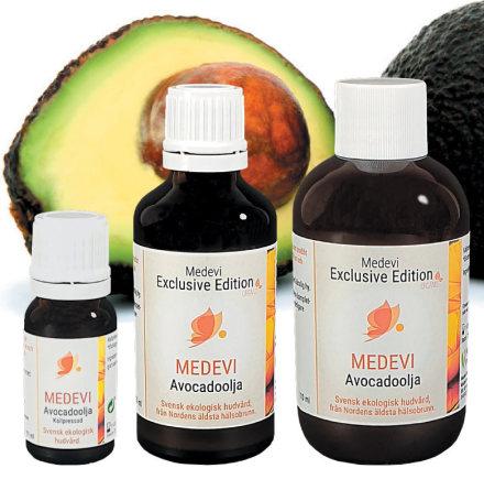 Medevi Avokadoolja ekologisk