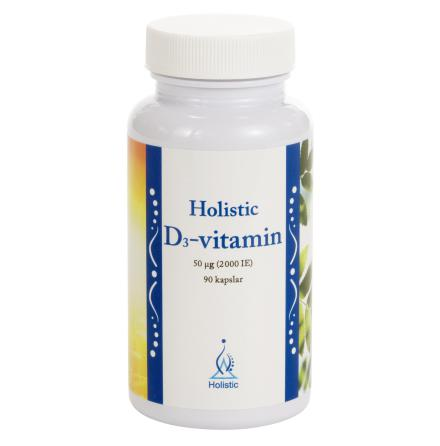 Holistic D-vitamin